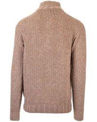 Loro Piana Fal3448j0kf kaschmir sweater - Braun