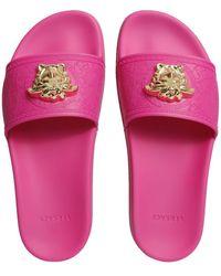 Versace ANDERE MATERIALIEN SANDALEN - Pink