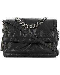 Marc Jacobs The Pillow Crossbody Bag Black - Schwarz