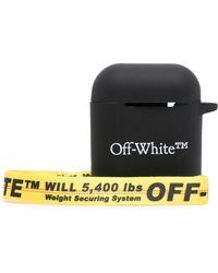 Off-White c/o Virgil Abloh Polyester Cover - Black