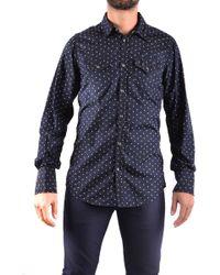 DSquared² Dsquared Shirts - Blue