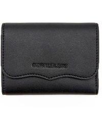 Calvin Klein Black Polyester Wallet
