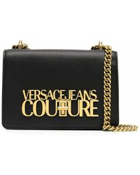 Versace Jeans Couture POLIESTERE - Nero