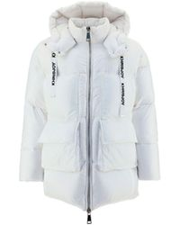 Khrisjoy Other Materials Coat - White
