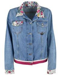 Roy Rogers Cotton Jacket - Blue