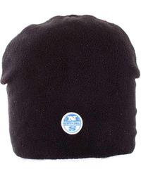 North Sails Black Viscose Hat