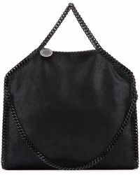 Stella McCartney Mini Falabella Tote - Black