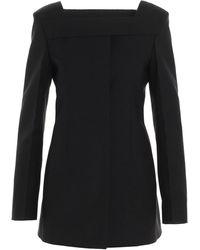 Givenchy Wool Dress - Black