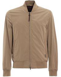 Woolrich Outerwear Jacket - Natural