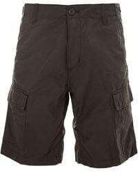 Carhartt Brown Cotton Shorts