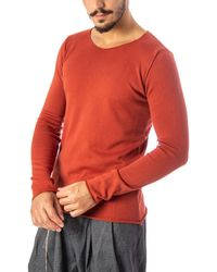 Imperial Red Cotton T-shirt