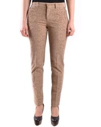 Pt05 Cotton Jeans - Natural