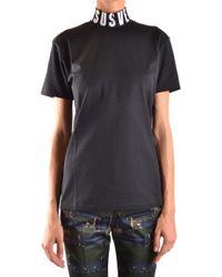 Versus Cotton T-shirt - Black