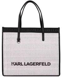 Karl Lagerfeld - POLIURETANO - Lyst