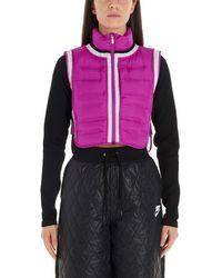 Nike Polyester Vest - Purple