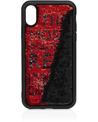 Christian Louboutin Cover - Red