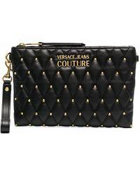 Versace Jeans Couture Pouch - Black