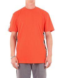 c0012c85 Orange Cotton T-shirt