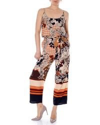ONLY Multicolour Polyester Jumpsuit
