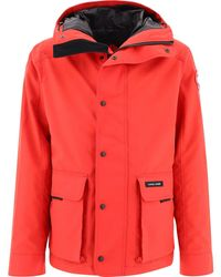Canada Goose ANDERE MATERIALIEN JACKE - Rot