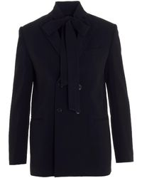 RED Valentino - WOLLE JACKE - Lyst