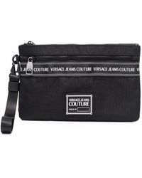 Versace Jeans Couture POLYESTER POUCH - Schwarz