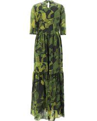 Aspesi 2918l68362245 Other Materials Dress - Black