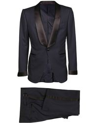 Tom Ford Smoking Suit - Blue