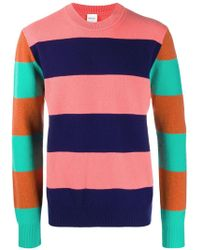 Paul Smith Pink Wool Sweater