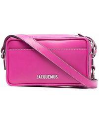 Jacquemus Le Baneto Schultertasche - Pink