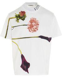 Valentino T-SHIRT - Weiß