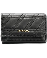 Zanellato Leather Wallet - Black