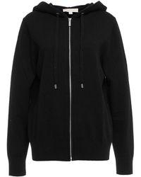 Michael Kors Ms1601ncsn12001 andere materialien sweater - Schwarz