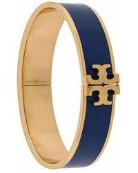 Tory Burch Metal Bracelet - Blue