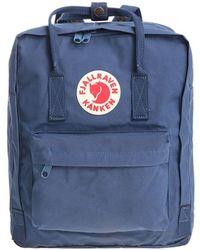 Fjällräven Kånken Blue Polyurethane Backpack