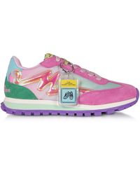 Marc Jacobs Polyamide Trainers - Pink