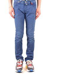 Jacob Cohen Cotton Jeans - Blue