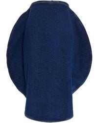Maison Margiela Skirt - Blue