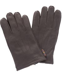 Barbour Mgl0086br91 baumwolle handschuhe - Braun