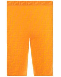 Fendi POLIESTERE - Arancione