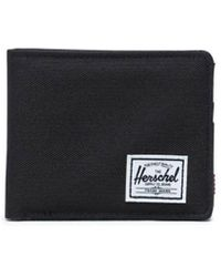 Herschel Supply Co. Black Polyester Wallet