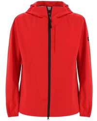 Woolrich POLIESTERE - Rosso