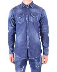 DSquared² Shirt - Blue