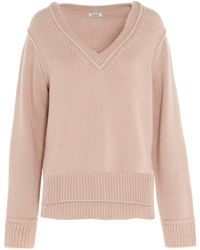P.A.R.O.S.H. SWEATER - Pink
