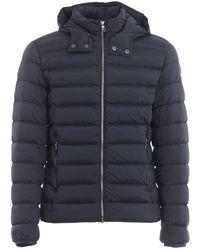 Colmar Blue Polyamide Down Jacket
