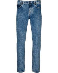 Versace - Cotton Jeans - Lyst