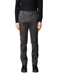 Paul & Shark Paul & Shark Cotton Jeans - Grey