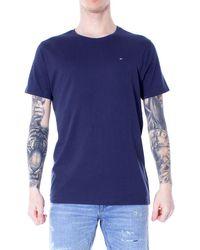 Tommy Hilfiger - Cotton T-shirt - Lyst