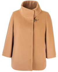 Fay WOLLE JACKE - Natur