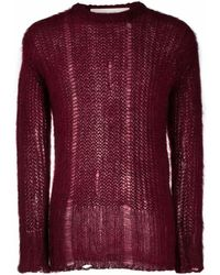 Golden Goose Deluxe Brand - WOLLE SWEATER - Lyst